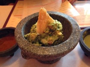 la mestiza guacamole