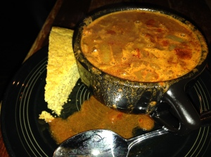weary traveler vegan chili