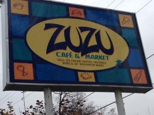 zuzu's sign