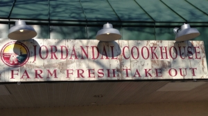 cookhouse sign