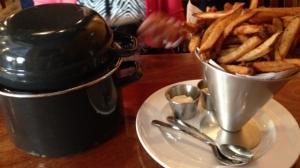 brasserie moules et frites