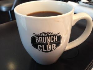 brunch club coffee