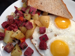 brunch club hash