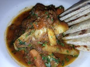 Dobhan beef dish