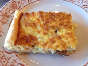humble pie quiche