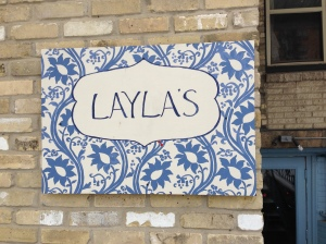 layla's sign