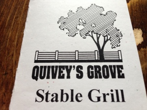 Quivey's Grove Stable Grill