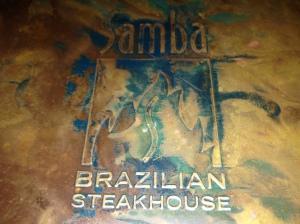 Samba menu