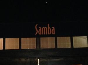 samba sign