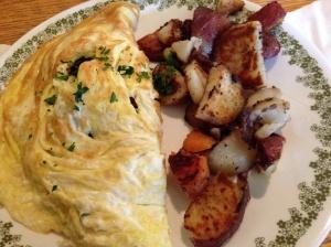 Sophia's omelet