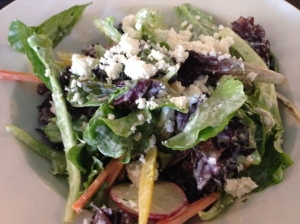 Merchant buttermilk salad