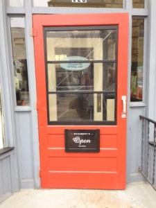 schubert's door