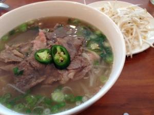 Saigon Noodles Pho
