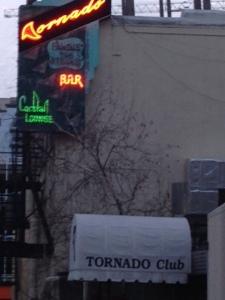 Hamilton Street sign