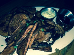 Alchemy sweet potato fries