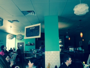 Short Stack Eatery counter