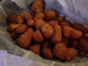 Harmony cheese curds