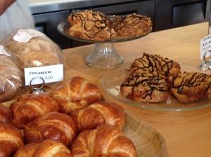 Hazelnut Cafe pastries
