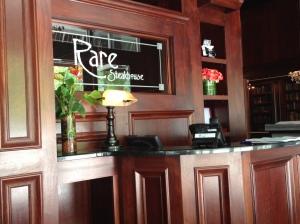 Rare Steakhouse