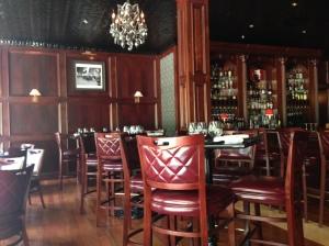 Rare dining room