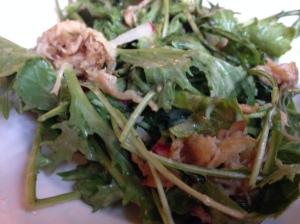 University Club salad