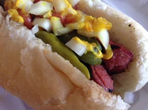 O.S.S. Chicago dog