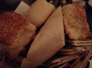 Smoky's bread basket