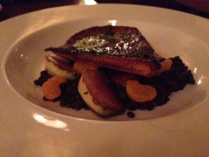 Forequarter steelhead trout