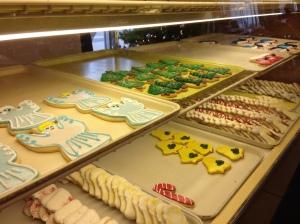 Lane's cookies