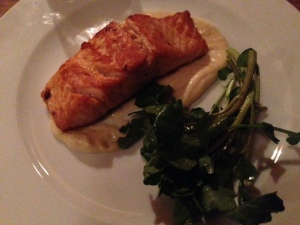Brocach salmon