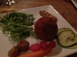 Brocach scotch egg