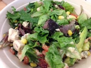 Freshii cobb salad