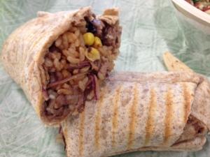 Freshii smoehouse burrito