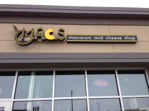 Mac's in Sun Prairie