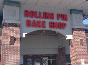 Rolling Pin Bake Shop, Fitchburg