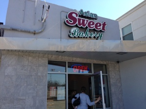 Asian Sweet Bakery on Park Street