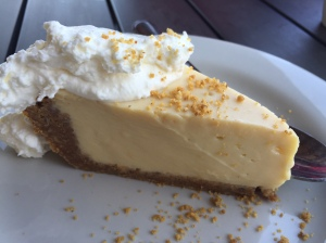 Bonefish key lime pie