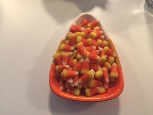 Candy corn in a candy corn!