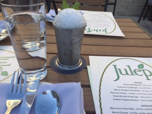 Mint Julep at Julep